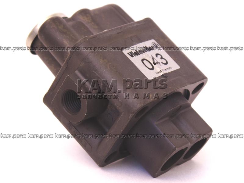 Клапан переключения повышенной передачи КПП ZF 16S151 6038 202 043/6038202043